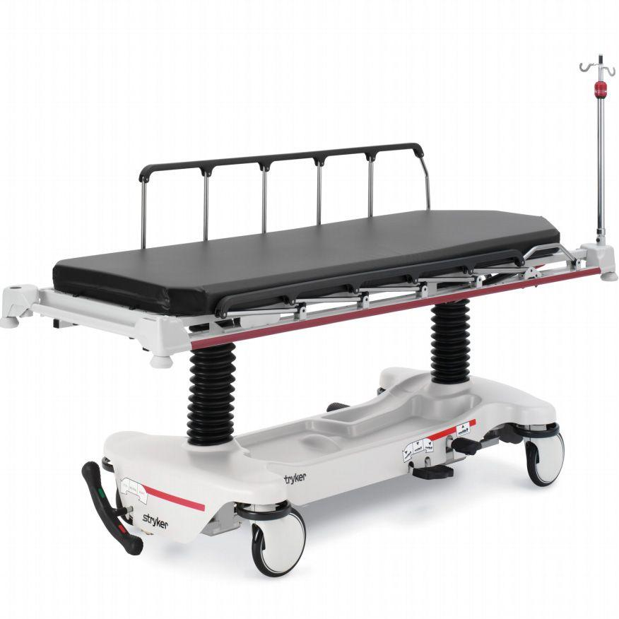 Stryker Transport Stretcher - Certified Refurbished
