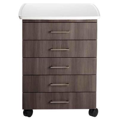 Midmark M5 Mobile Treatment Cabinet with Kydex Contour Top
