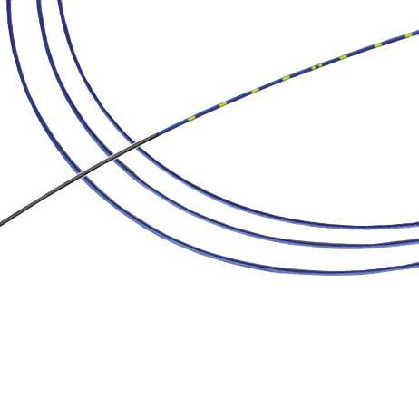 ConMed X Wire 0.035 Inch Stiff Biliary Guidewire