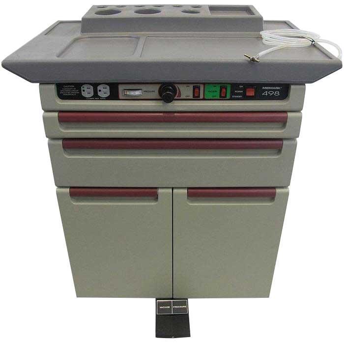 Midmark 498 ENT Cabinet - Certified Refurbished