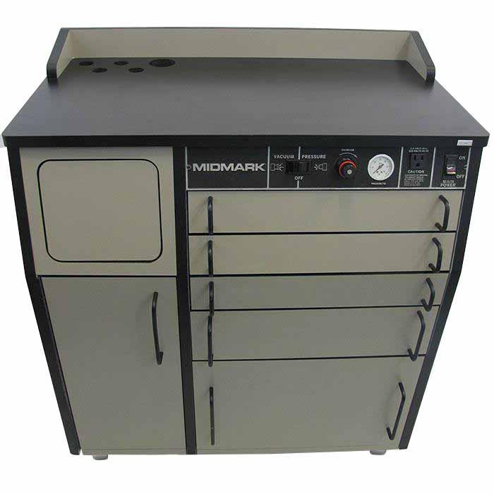 Midmark 448 ENT Cabinet - Certified Refurbished
