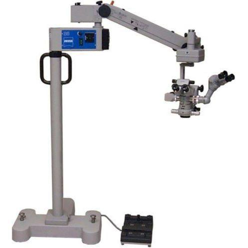 Zeiss OPMI S5 Ophthalmic Surgical Microscope - Certified Reconditioned