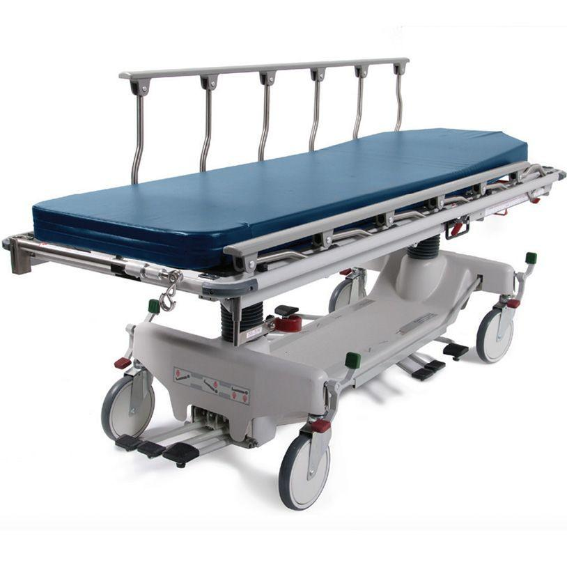 Hausted Fluoro-Track Fluoroscopy Capable Stretcher - Certified Refurbished