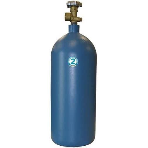 Wallach N2O Cylinder