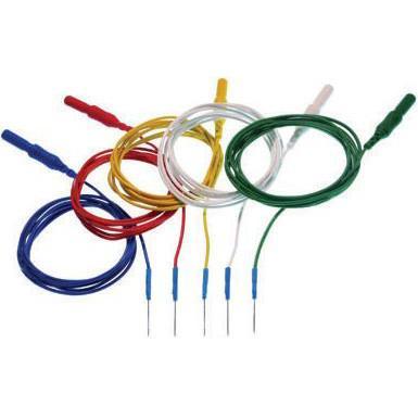Technomed Disposable XS Subdermal Single EEG Needle Electrode (24/Box)