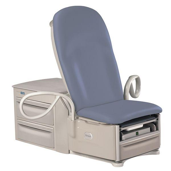 Brewer Access High-Low Exam Table - Certified Refurbished