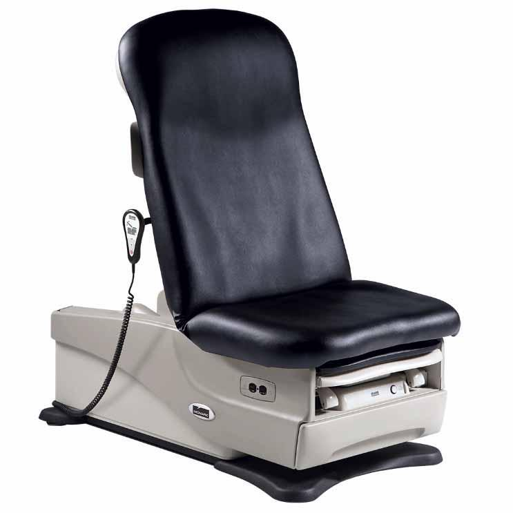 Midmark 625 Bariatric Treatment Table - Certified Refurbished