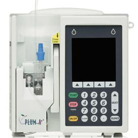Abbott Plum A+ Infusion System - Certified Reconditioned
