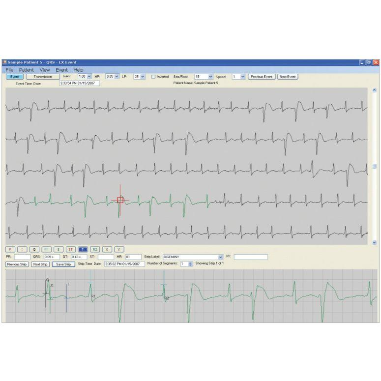 QRS LX Event Software