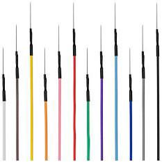Rhythmlink Disposable Single 13 mm Subdermal Needle Electrode (24/Box)