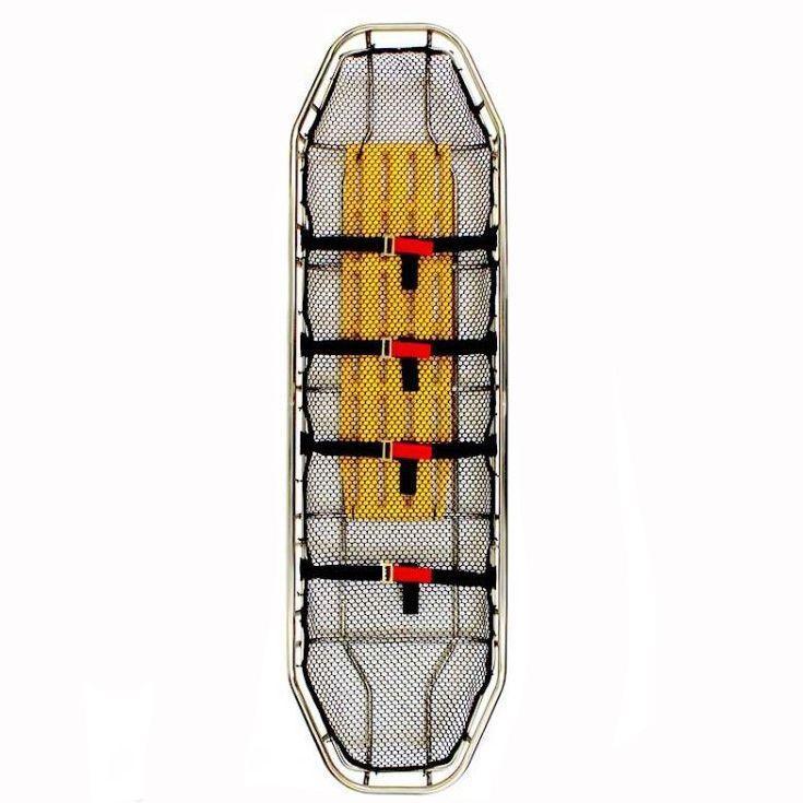 Ferno Titan Stainless Steel Basket Stretcher