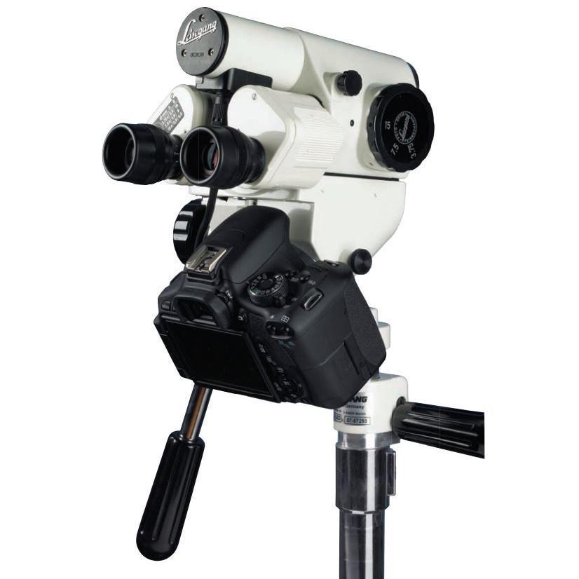 Leisegang OptiK Model 2 CCD Photo Swing Colposcope
