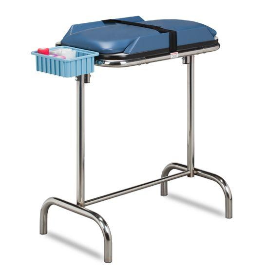 Clinton Stainless Steel Infant Blood Drawing Station