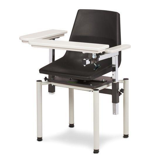Clinton SC Series E-Z Clean Blood Chair with ClintonClean Arms