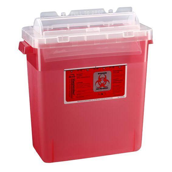 Bemis SharpSentinel 3-Gallon Sharps Container