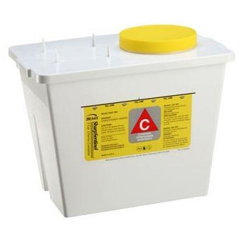 Bemis 2-Gallon Chemotherapy Container (30/Case)