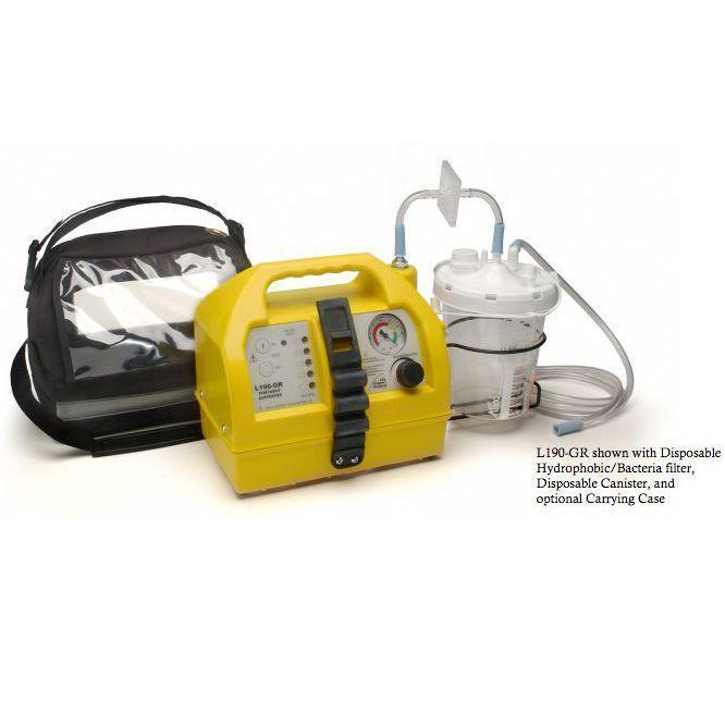 Allied Healthcare LSP Advantage Emergency Portable Suction Unit