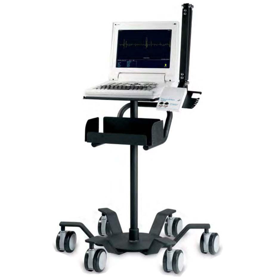 Xltek NeuroMax EMG Cart - Certified Reconditioned