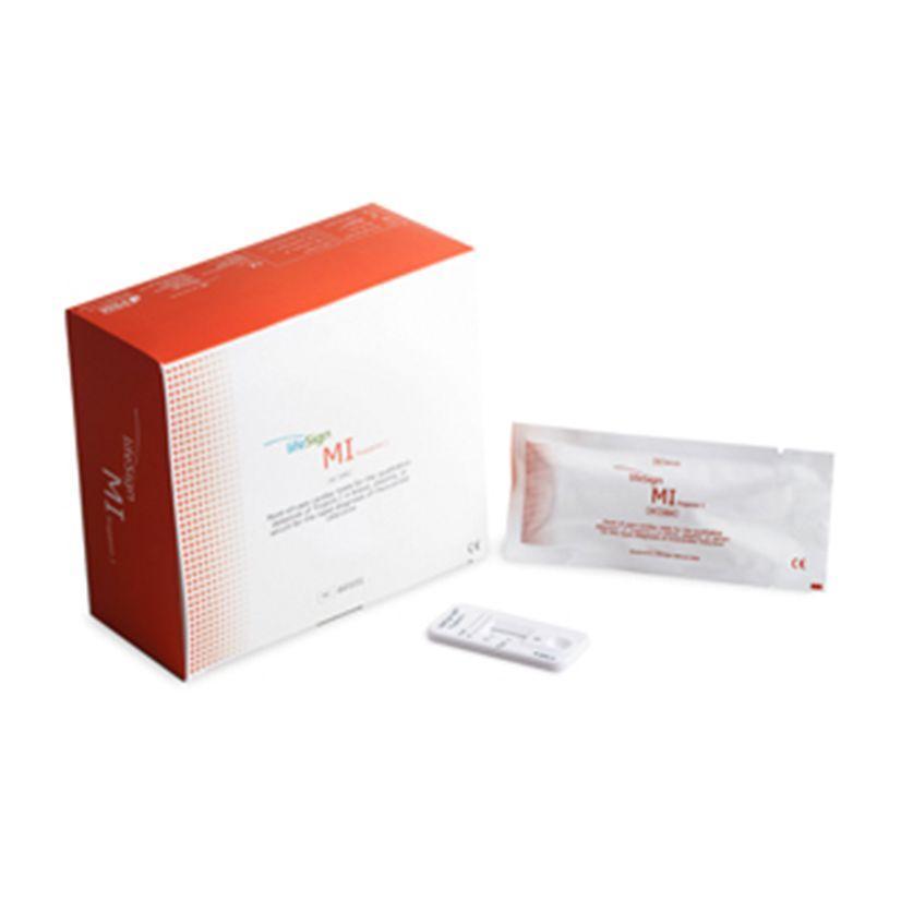 LifeSign MI Troponin I Test Kit (20 Tests)