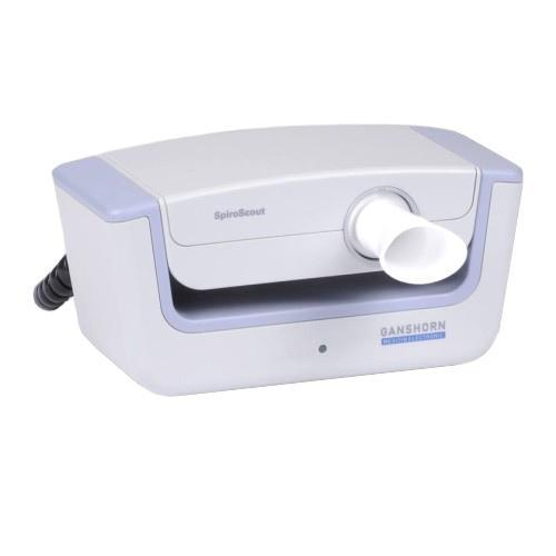 Schiller SpiroScout PC-Based Ultrasound Spirometry System
