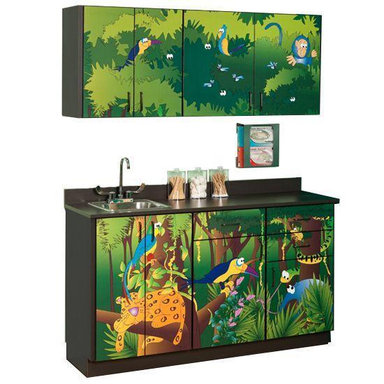 Clinton Rainforest Follies Cabinets