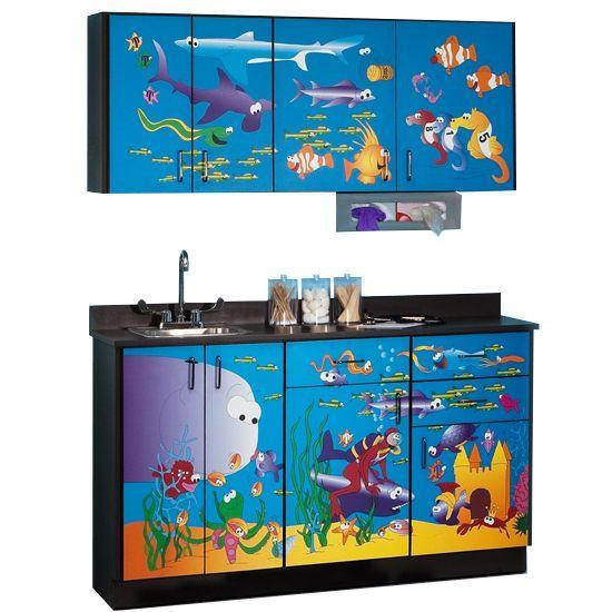 Clinton Ocean Commotion Cabinets