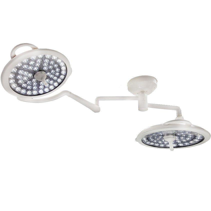 Bovie System Two LED Series Surgical Light - Dual Ceiling Mount