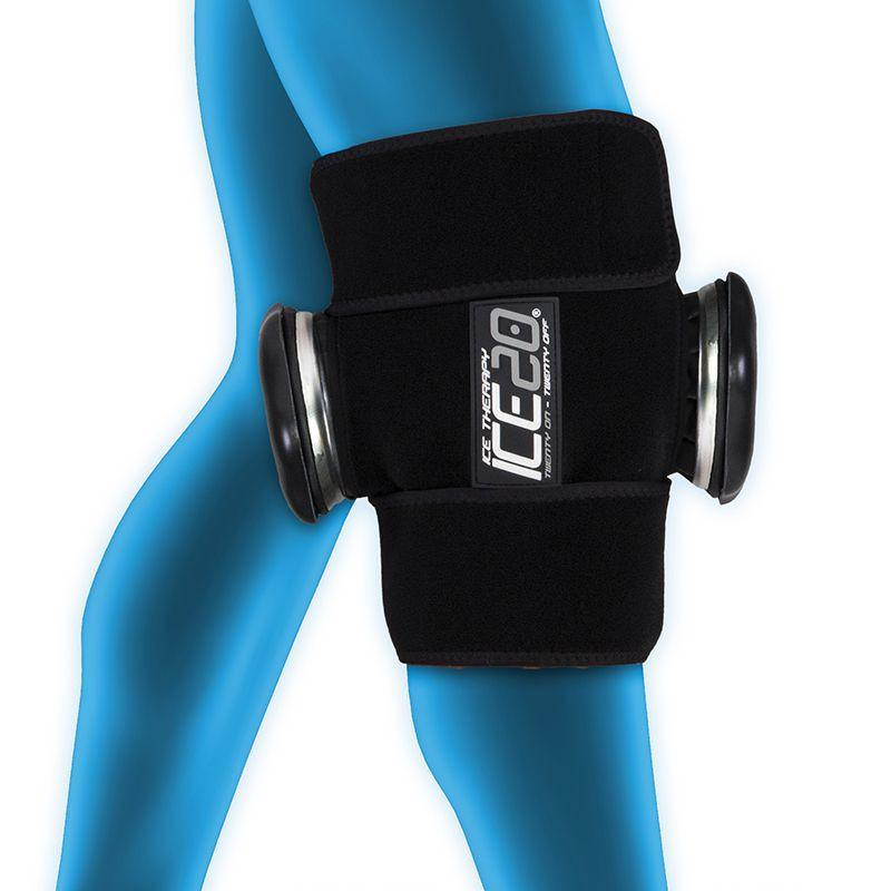 ICE20 Compression Wrap - Double Knee