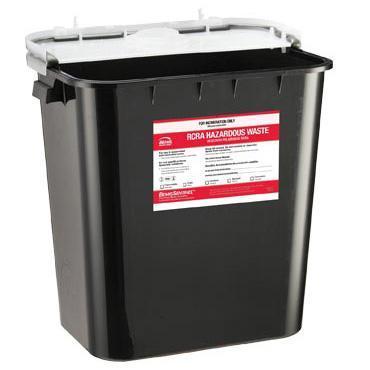 Bemis 8-Gallon RCRA Waste Container (10/Case)
