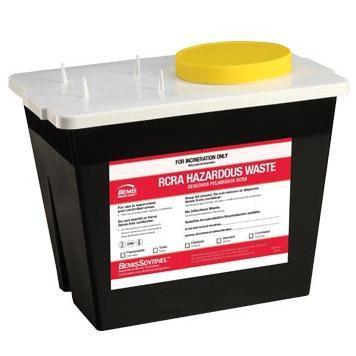 Bemis 2-Gallon RCRA Waste Container (30/Case)