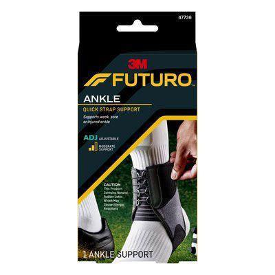 3M FUTURO Sport Quick Strap Ankle Support (2/Case)