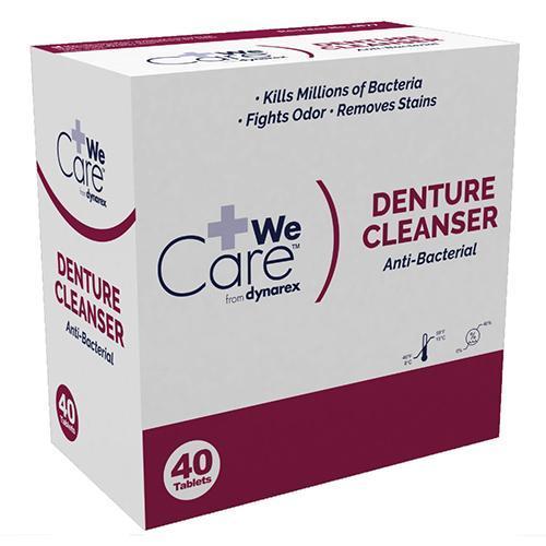Dynarex Denture Cleanser (3840/Case)