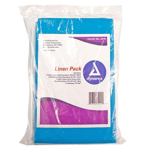 Dynarex Linen Pack (30/Case)