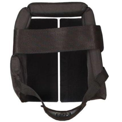 Allied Healthcare Half Back Vertical Extrication Device - Standard Head Immobilizer