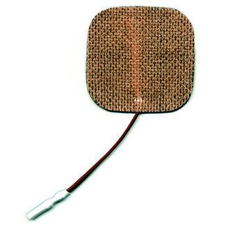 Dynatronics DynaFlex Brown Fabric Electrode (4/Pack)