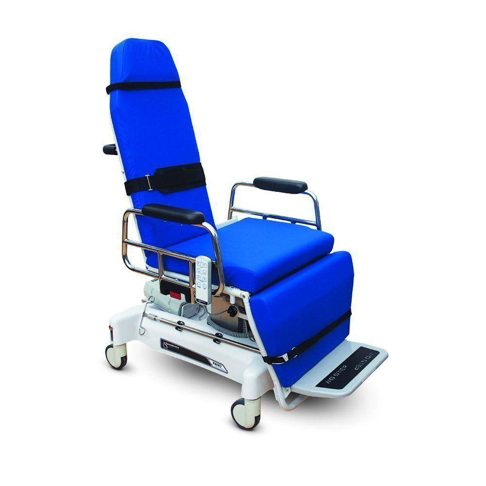 TransMotion Medical TMM3 Video Fluoroscopy Swallow Study Stretcher-Chair - Certified Refurbished
