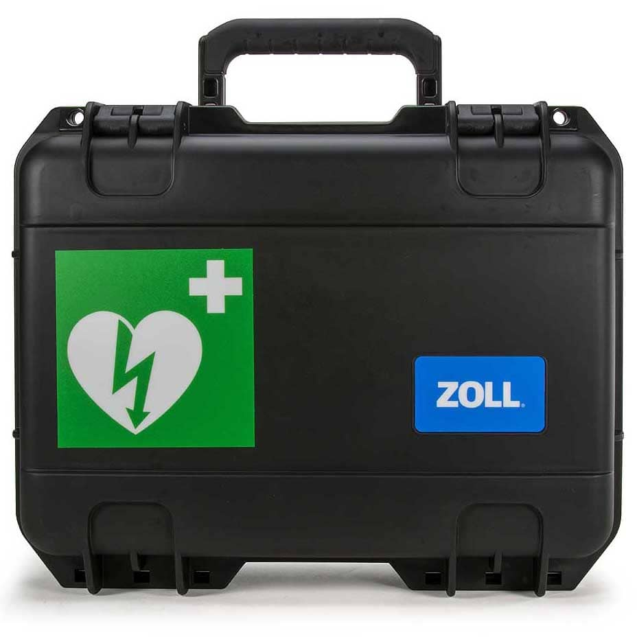 Zoll AED 3 Small Rigid Plastic Carry Case
