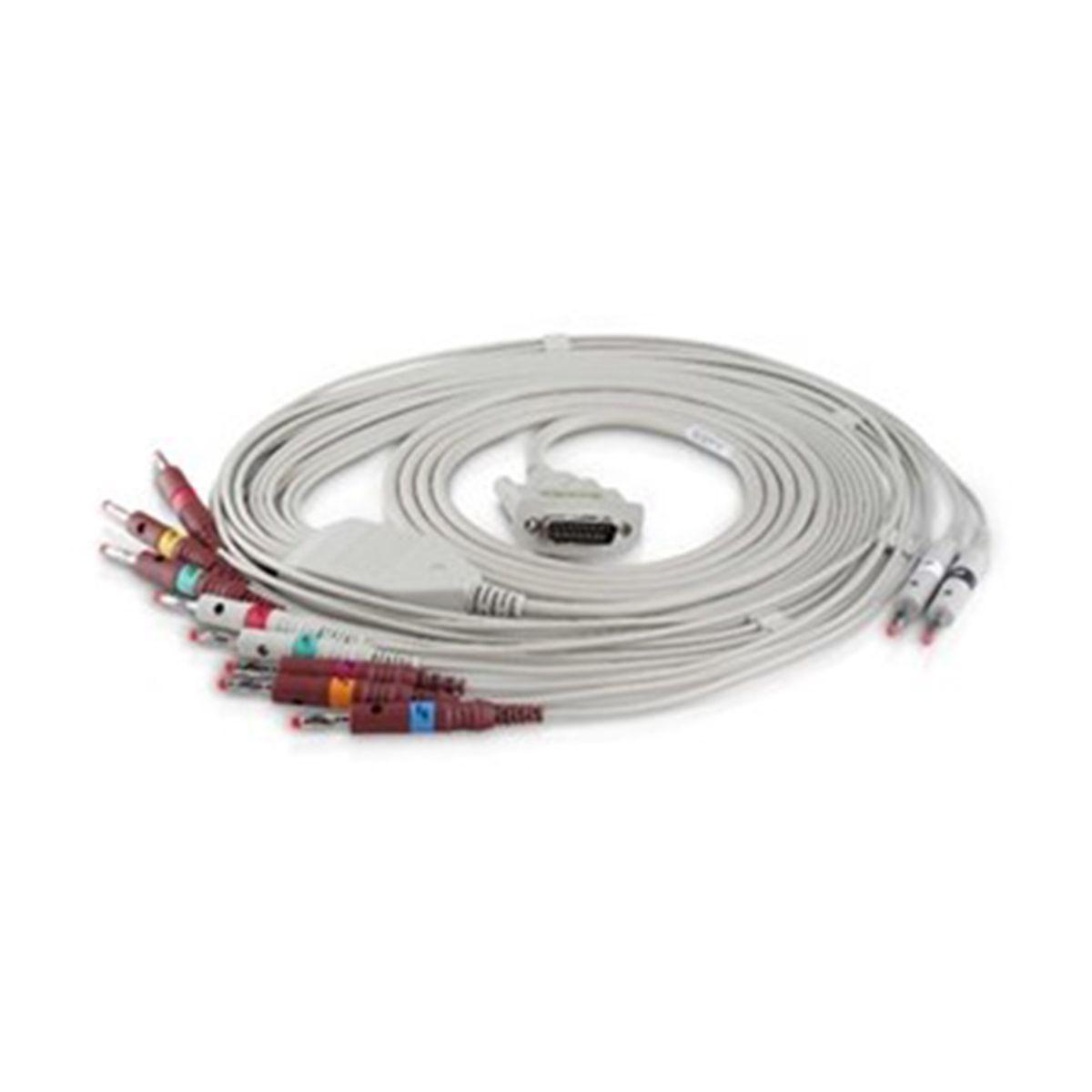 Edan 10-Electrode ECG Cable