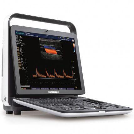 SonoScape S9 Pro Color Doppler Ultrasound System