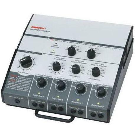 Amrex MS401B Low Volt Bi Phasic / Mono Phasic AC Muscle Stimulator