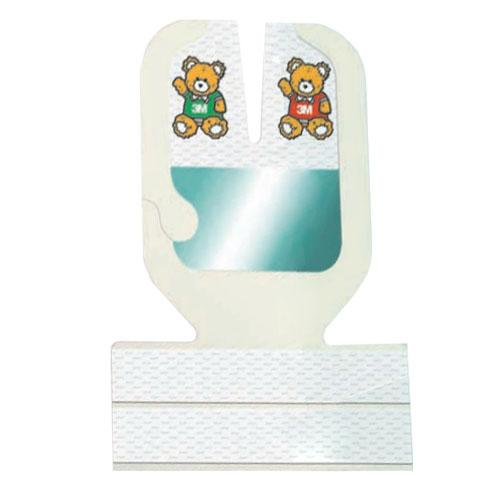 3M Tegaderm Pediatric Transparent Film I.V. Dressing (100/Box)