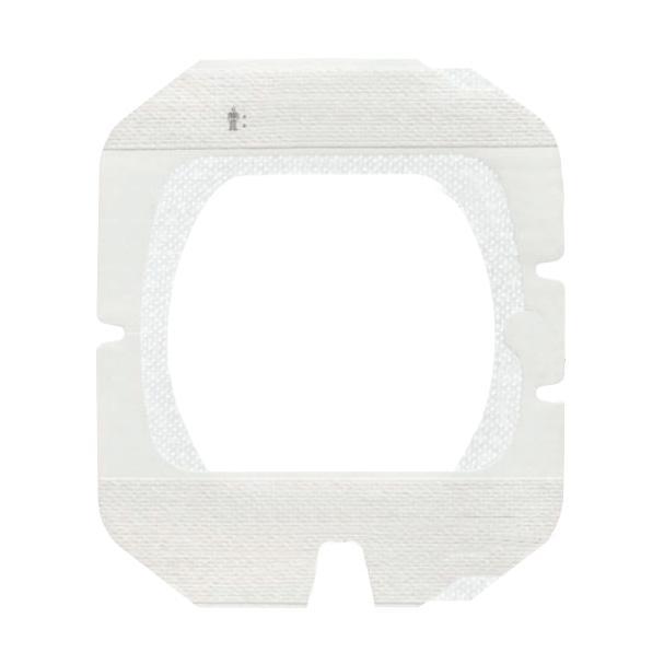 3M Tegaderm I.V. Transparent Film Dressing with Adhesive-Free Window (25/Box)