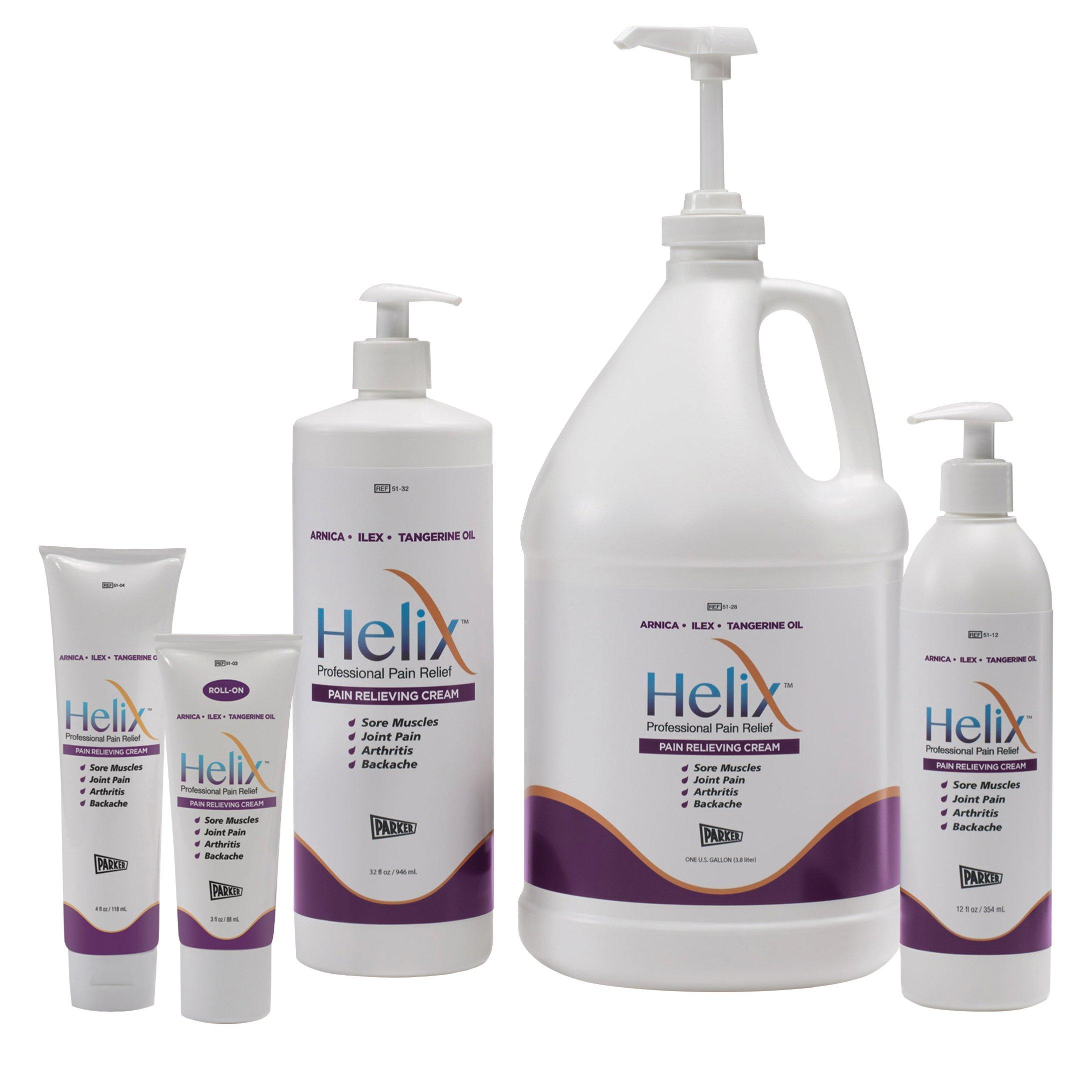 Parker Helix Pain Relieving Cream