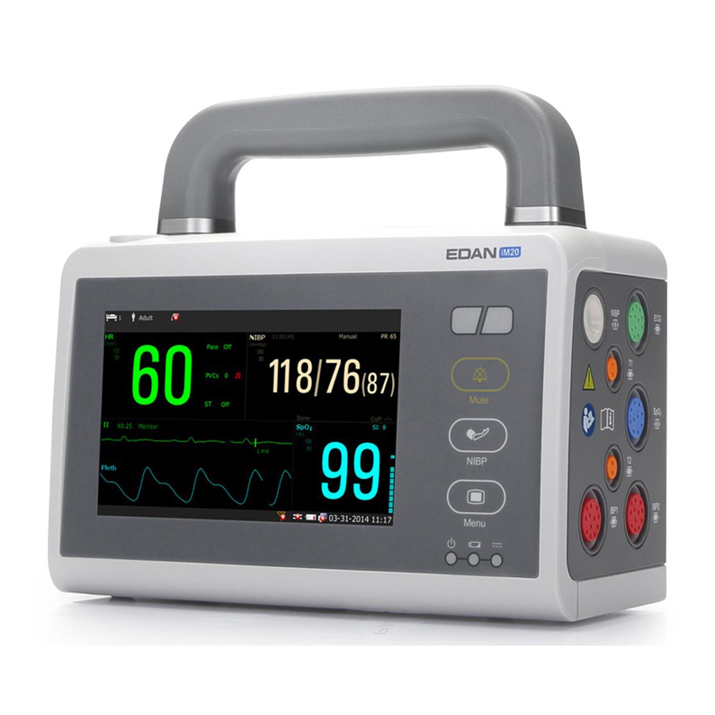 Edan iM20 Transport Patient Monitor