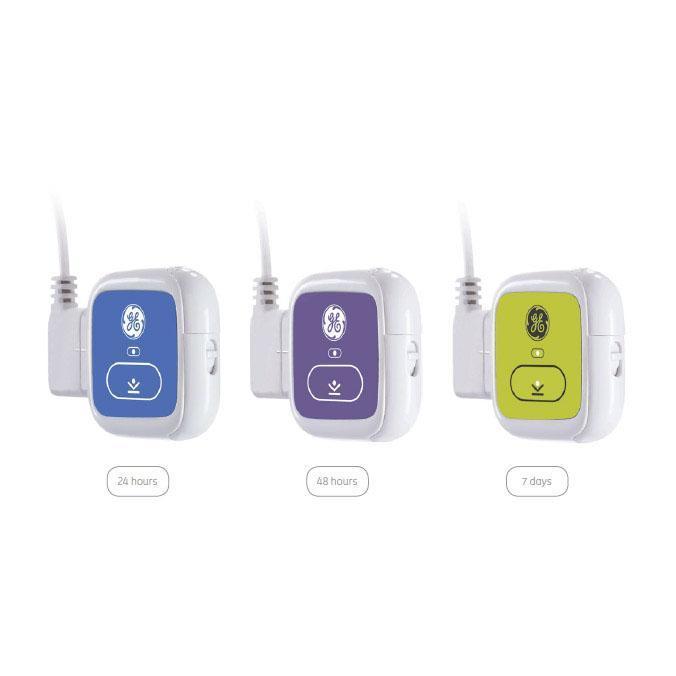 GE SEER 1000 Multi-Channel Digital Holter Recorder