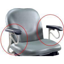 Midmark 630 Factory-Installed Armrest (1 Pair)