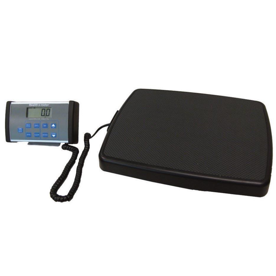 Health o meter 498KL Remote Display Digital Scale
