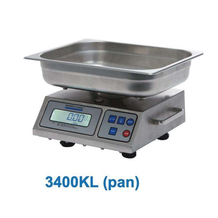 Health o meter 3400KL Digital Wet Diaper Scale