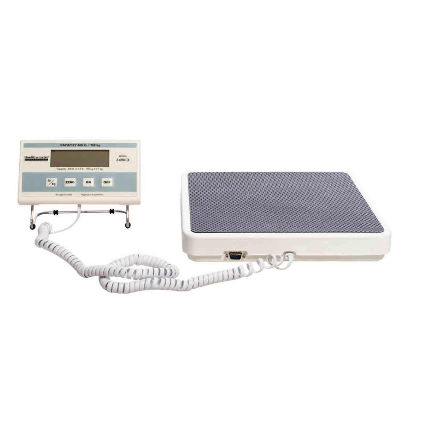 Health o meter 349KLX Remote Display Digital Floor Scale
