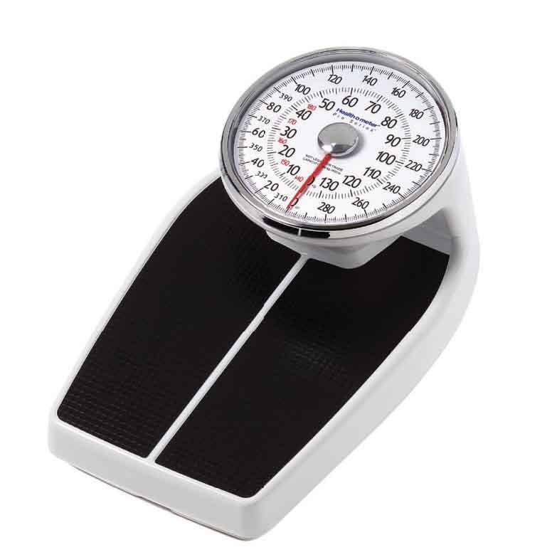 Health o meter 160KL Mechanical Floor Scale